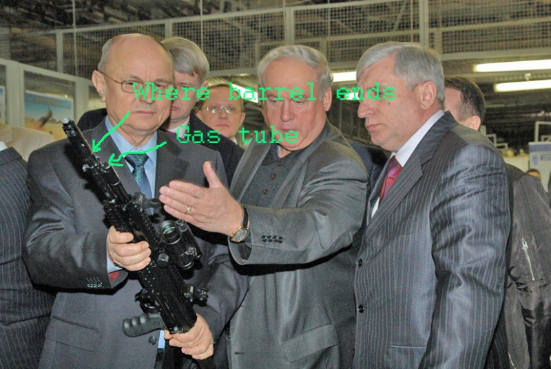 Russian Assault Rifles & Machine Guns Thread: #1 - Page 4 Postni11