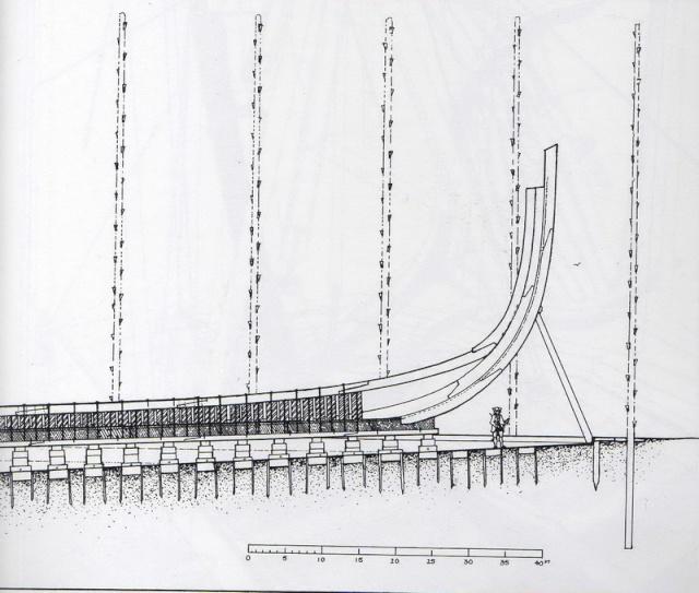 Installazioni di cantiere nell'epoca della marineria velica lignea. A_cant11