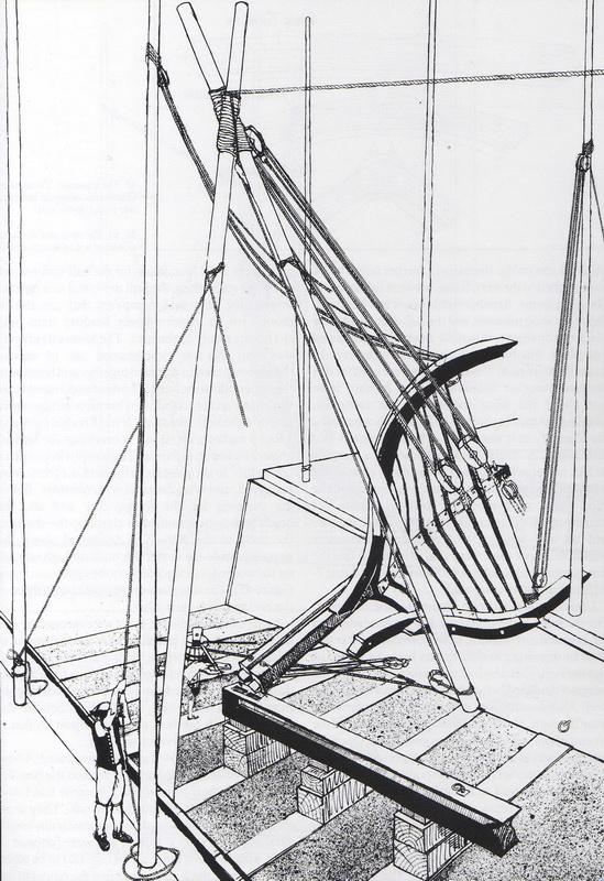 Installazioni di cantiere nell'epoca della marineria velica lignea. A_cant12