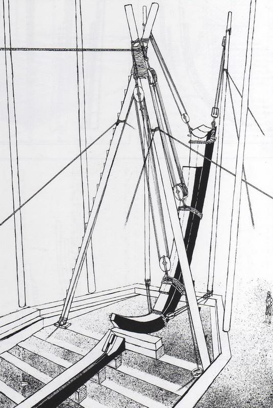 Installazioni di cantiere nell'epoca della marineria velica lignea. A_cant13