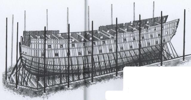 Installazioni di cantiere nell'epoca della marineria velica lignea. A_cant17
