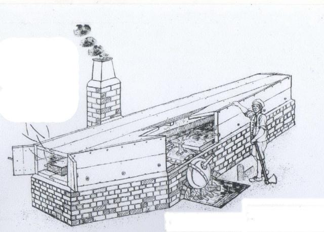 Installazioni di cantiere nell'epoca della marineria velica lignea. A_cant19