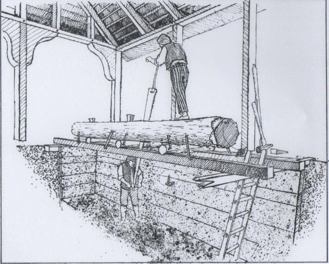 Installazioni di cantiere nell'epoca della marineria velica lignea. A_cant23