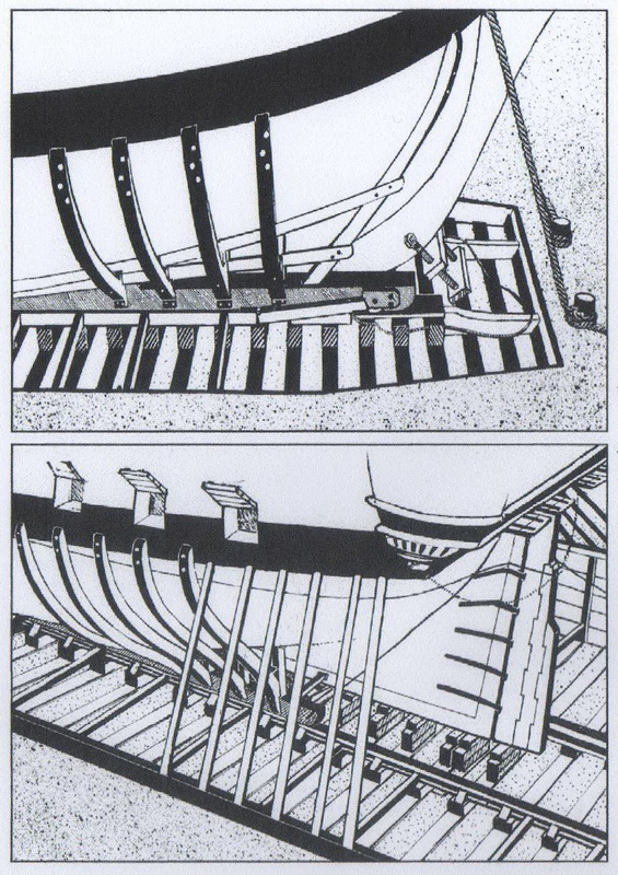 Installazioni di cantiere nell'epoca della marineria velica lignea. A_cant25
