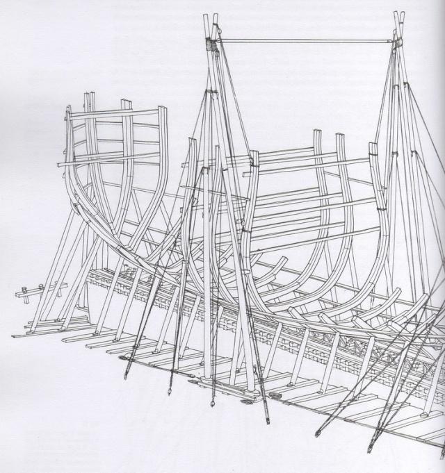 Installazioni di cantiere nell'epoca della marineria velica lignea. A_cant27