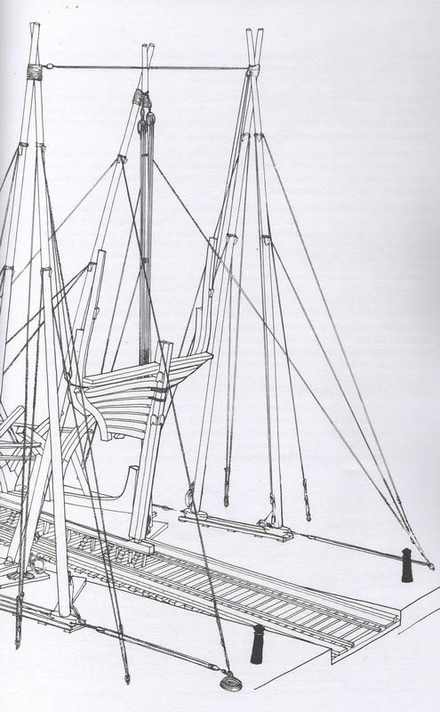Installazioni di cantiere nell'epoca della marineria velica lignea. A_cant28