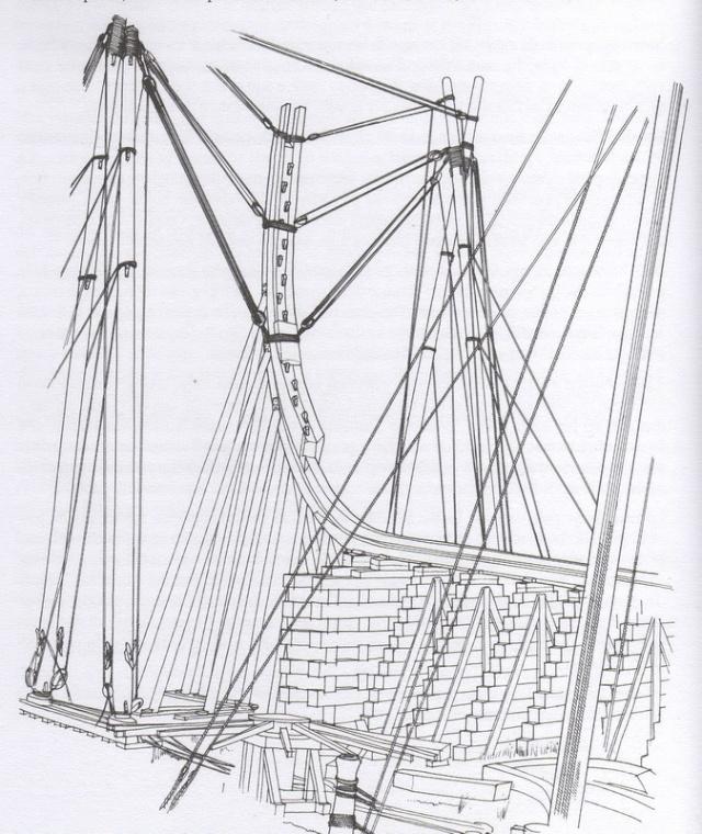 Installazioni di cantiere nell'epoca della marineria velica lignea. A_cant29