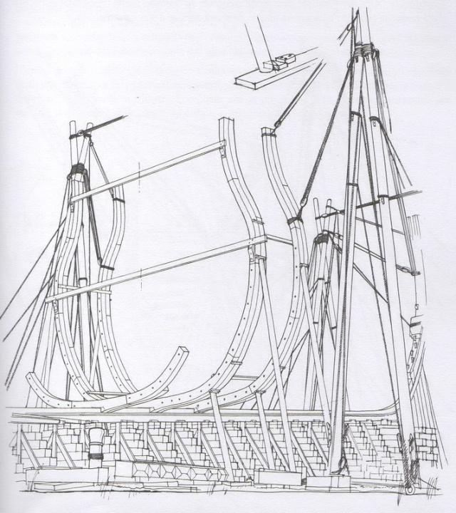 Installazioni di cantiere nell'epoca della marineria velica lignea. A_cant30