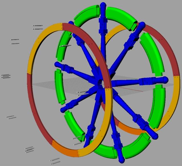 Le double roue du gouvernail D_ruot10