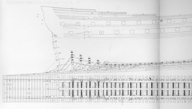 Installazioni di cantiere nell'epoca della marineria velica lignea. Invasa10