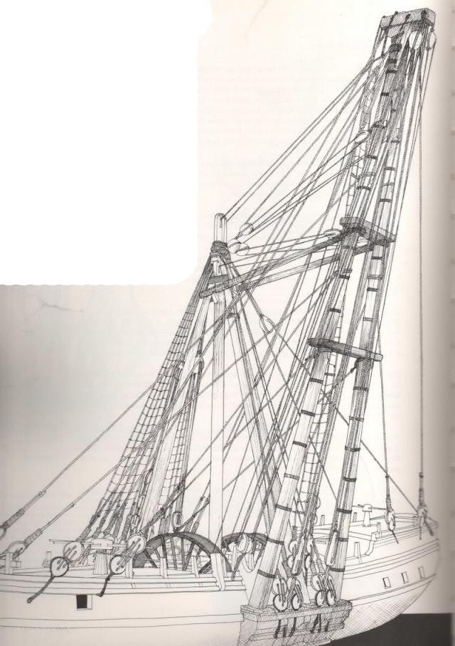 Installazioni di cantiere nell'epoca della marineria velica lignea. Mancin13