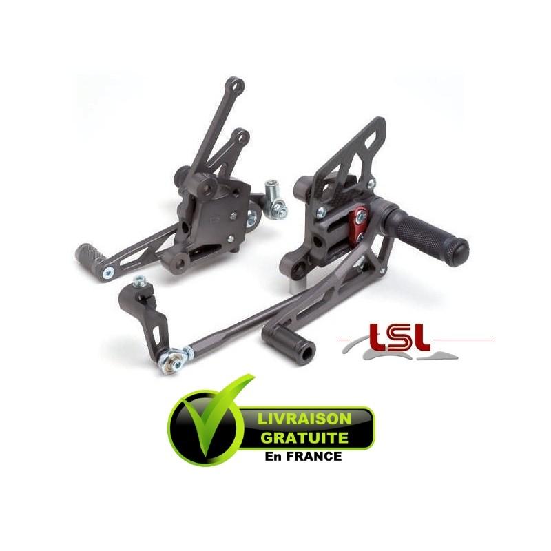 pièces de rechange commande reculées LSL Rear-s10