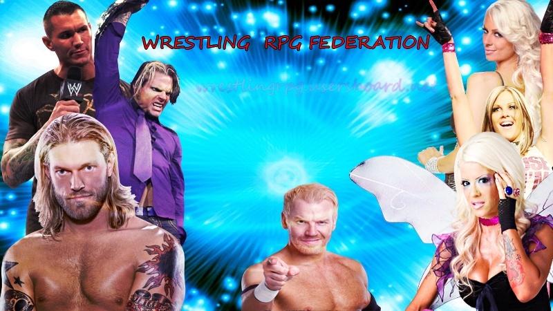 Wrestling RPG Federation