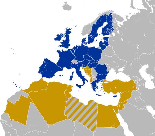 Libye -  Libye - L'approche des opposants à l'intervention alliée 540px-10