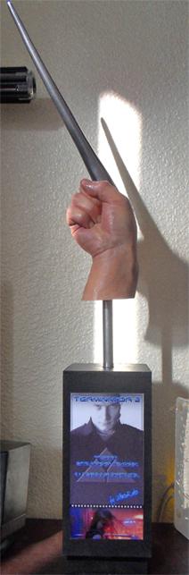 T2 T-1000 Stabbing Finger 120