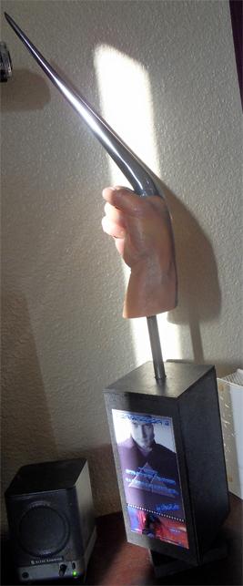 T2 T-1000 Stabbing Finger 214