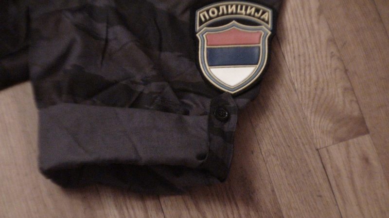 Yet another Serb police shirt variation Serb_p10