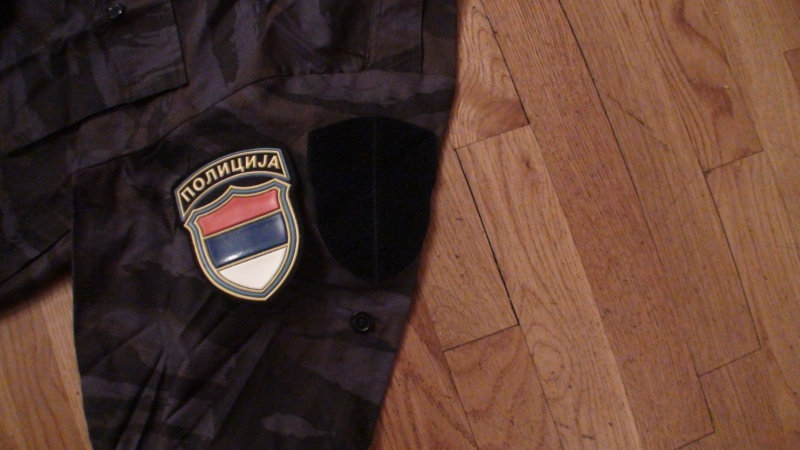 Yet another Serb police shirt variation Serb_p14