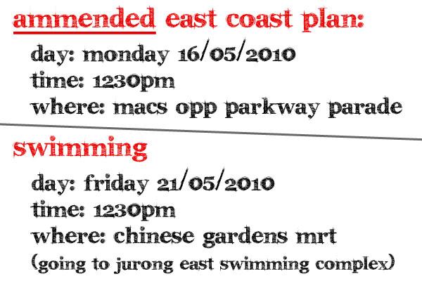 East Coast and JE swimming complex Notifi11