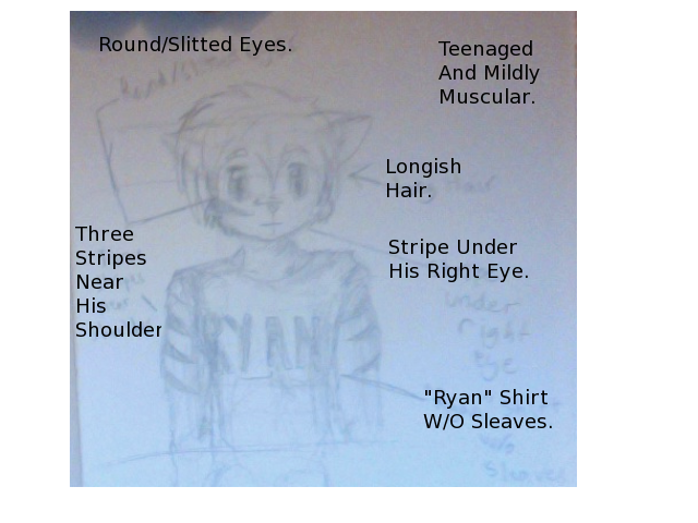 BeDaOrLiSeAr's Attempts: Drawings And Pictures Ryanme13