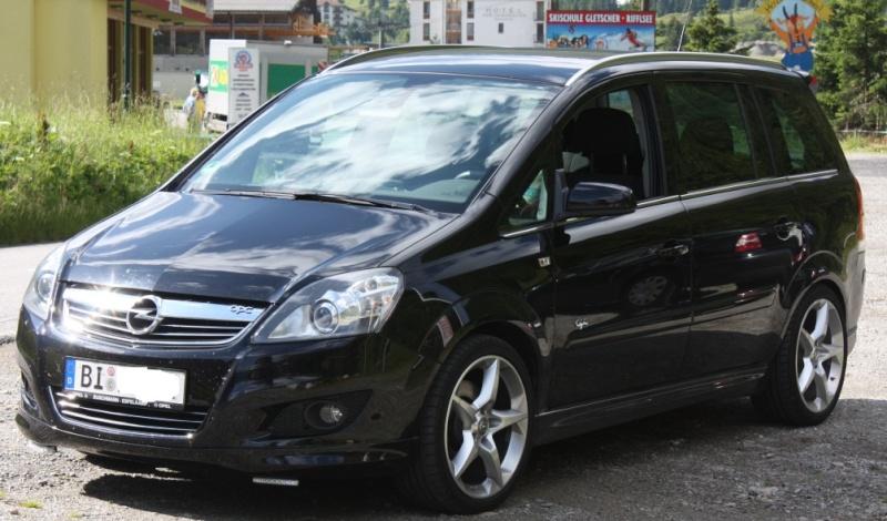 Mein Zafira Turbo 2.0 Zafira11