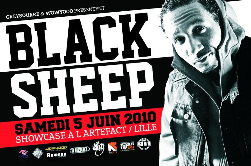 [Lille] Black Sheep + Respect Tha God + Shabaaz @ Artefact Café (05/06) Black_10