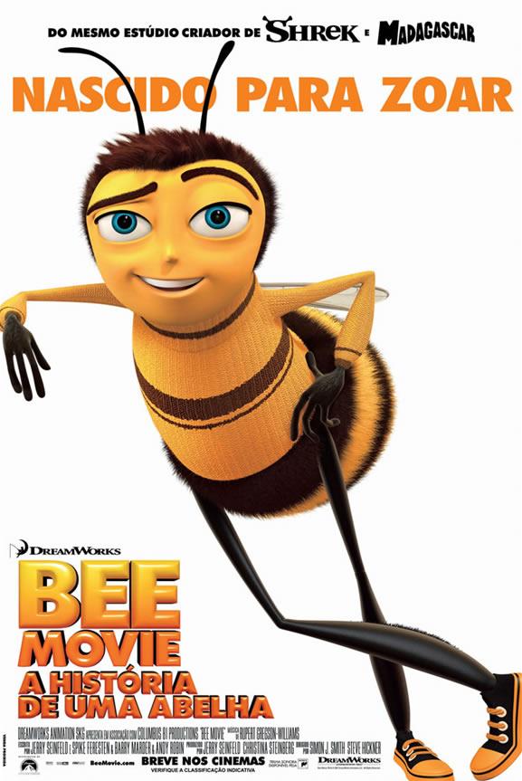 حصريا وكرتون الكوميديا Bee Movie 2007 بمساحة :: 229 ميجا مترجم نسخة DvdRip وعلى روابط مباشرة 5cblh410