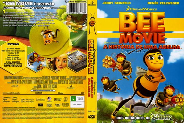 حصريا فيلم الانيمى الرائع Bee Movie 2007 مدبلج عربى Beemov10