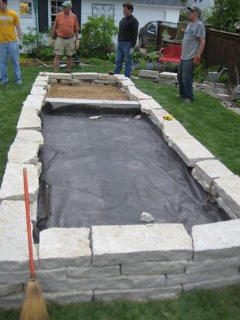 Limestone SFG Raising party Pre-me10