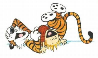 Calvin et Hobbes [Watterson, Bill] Calvin11