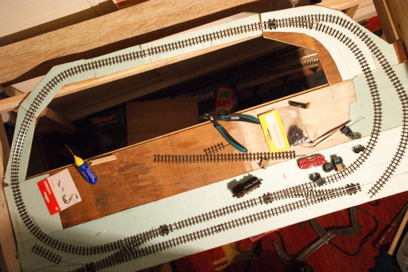 Modul Für die Modellbahngruppe Endersbach Dsc05510