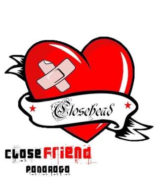 Design Logo Closefriends A11