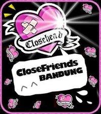 Design Logo Closefriends Bandun10