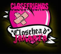 Design Logo Closefriends Closef14