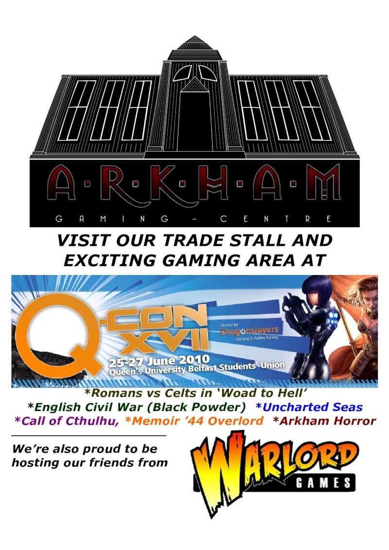 [CON] Arkham Gaming Centre at Q-Con (25th to 27th of June 2010) Qcon_t10