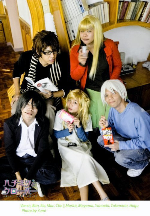 Hitsuzen Cosplays 30291_10