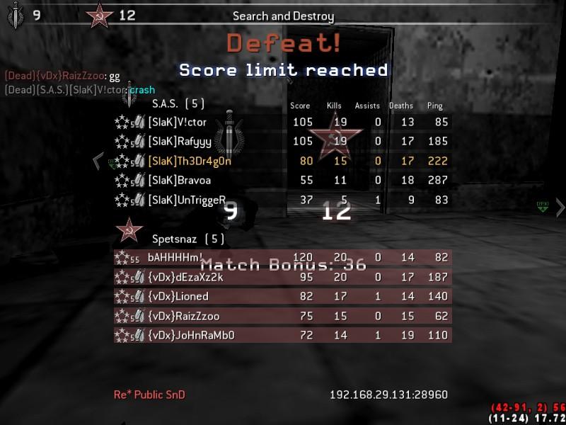 [SlaK] vs MIX 4/12 - 2010 Shot0054