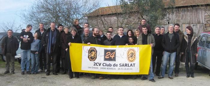 2CV CLUB DE SARLAT