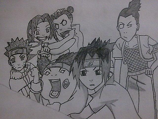 Some Anime Drawing i did... XD Image011