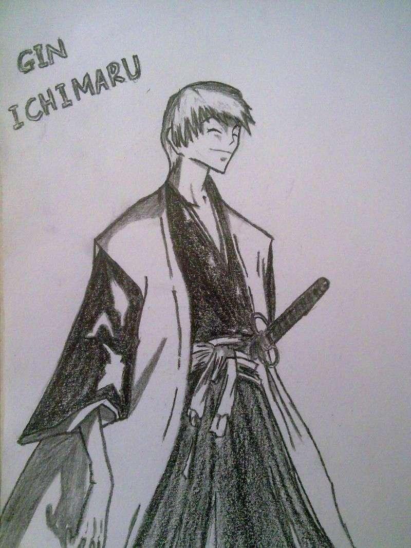 Some Anime Drawing i did... XD Image012
