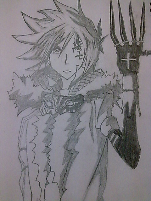 Some Anime Drawing i did... XD Image013
