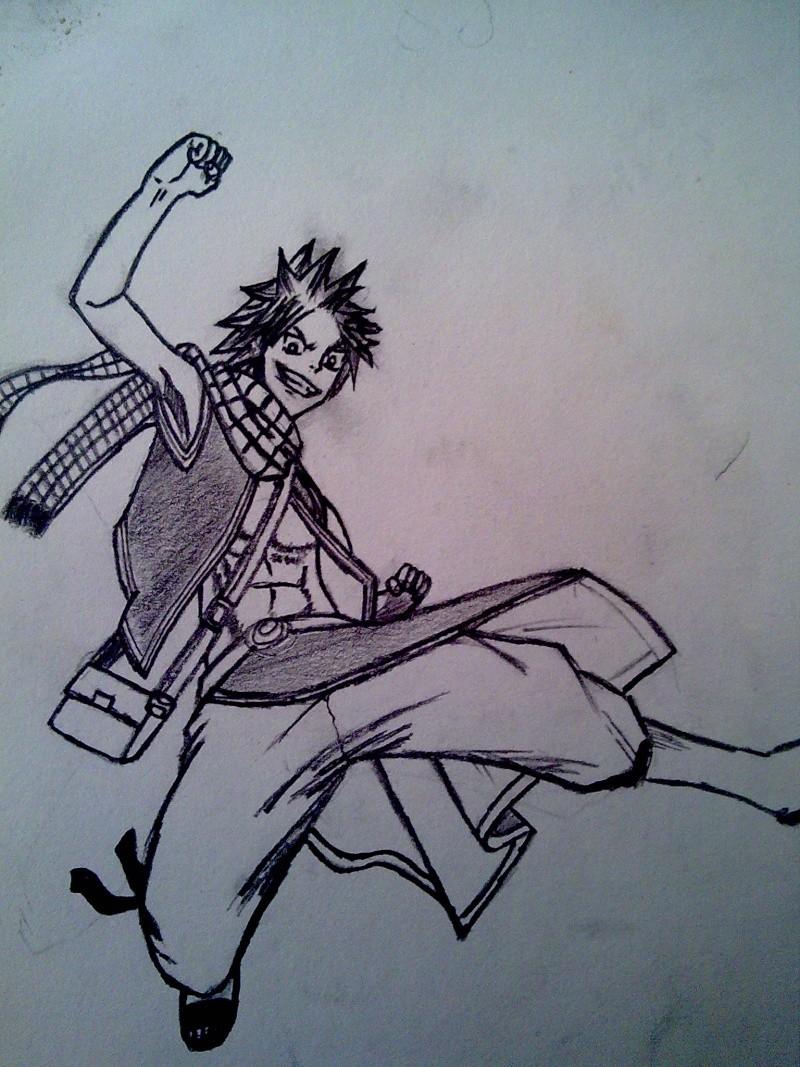 Some Anime Drawing i did... XD Image014
