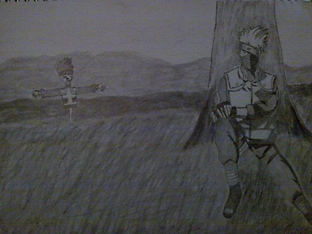 Some Anime Drawing i did... XD Image016