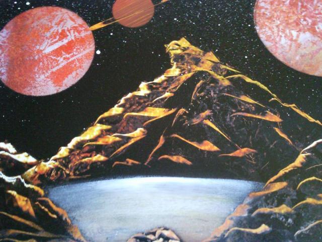 Les peintures de SpaceFlo Sp212