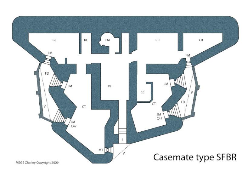 Un petit village théâtre d'une Bataille: Kilstett - Page 3 Casema10