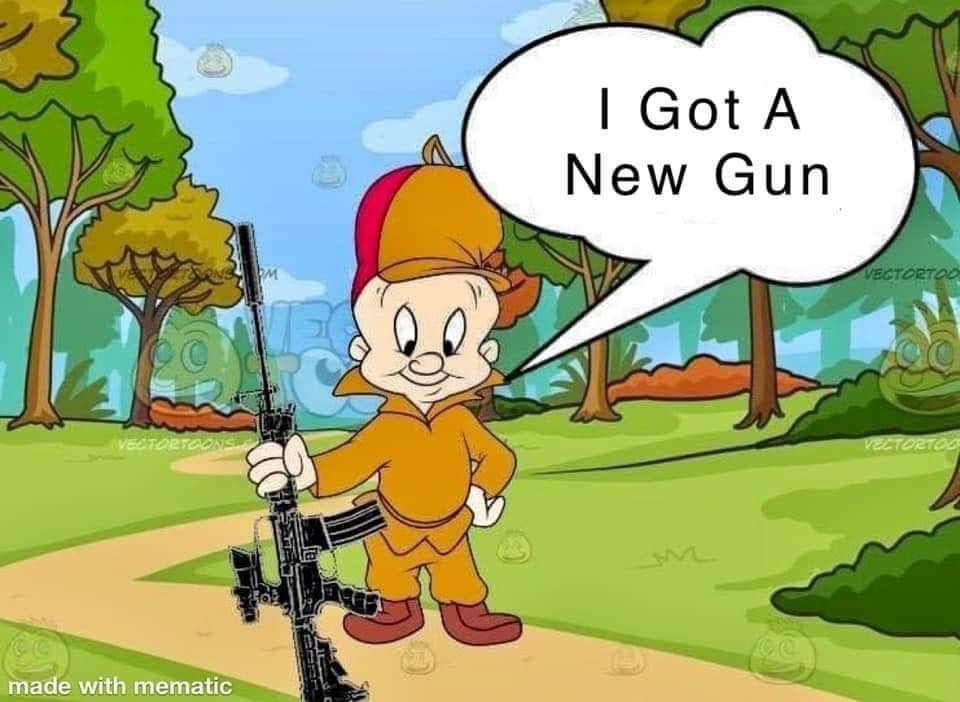 Fini le fusil pour Elmer le Fudd  - Page 2 10419610