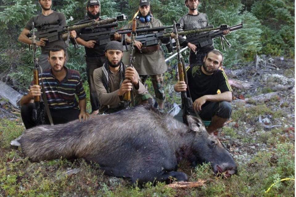 Adil Charkaoui Allah chasse au petit gibier 80587911