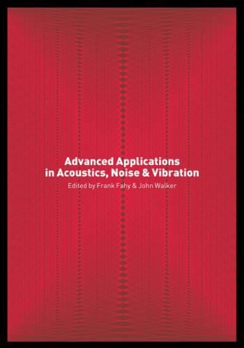 كتاب Advanced Applications in Acoustics, Noise and Vibration  A_a_a_11