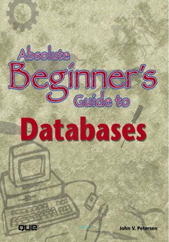 كتاب Absolute Beginner's Guide to Databases  A_b_s_10