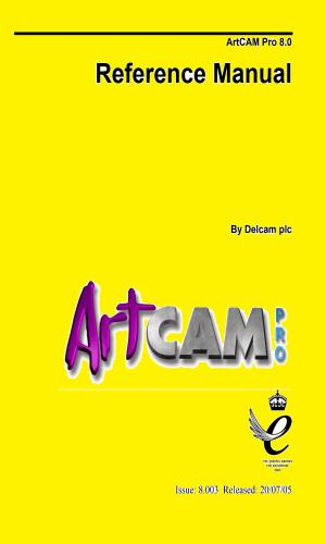 كتاب احتراف و تعليم وشرح برنامج أرت كام - ArtCAM Pro Reference Manual  A_c_r_10